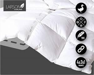 Swiss Sense Test : good larson seizoenen eendendons dekbed with larson oslo hybride matras ~ Watch28wear.com Haus und Dekorationen
