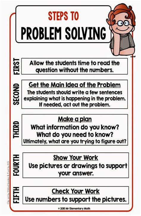 Resume Another Word For Problem Solving by 17 Best Images About Math Problem Solving On Problem Solving Anchor Charts And