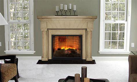 Armond Zohostone Fireplace Mantels