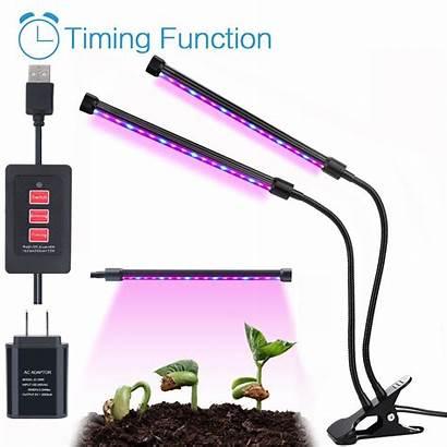 Bulb Grow Function Leds Lamp Plant Hydroponics