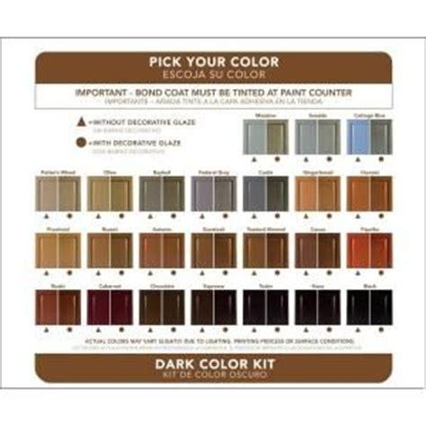 home depot cabinet colors rust oleum transformations dark color cabinet kit 9 piece