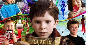 Where are the cast of Charlie and The Chocolate Factory 10 ...