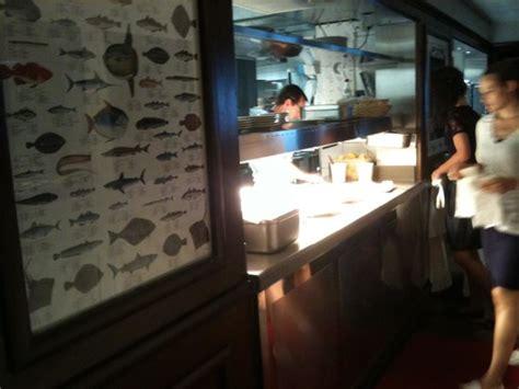 passe de cuisine sortie de cuisine le passe plats fonctionnel photo de