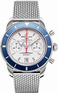 A2337016  G753 Breitling Superocean Heritage Chronograph 44