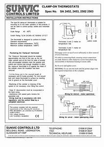 Controls Limited Clamp