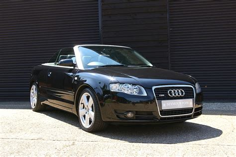 Used Audi Fsi Line Special Edition Convertible