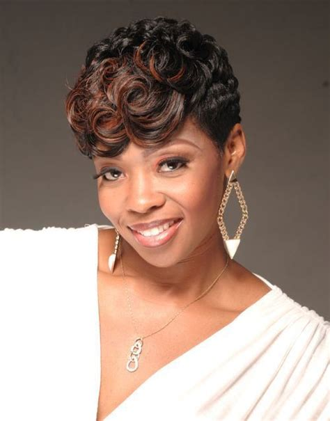 50 most captivating african american short hairstyles