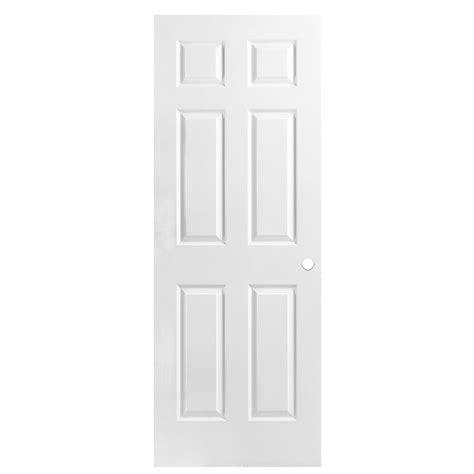 lowes 6 panel door shop masonite hollow 6 panel slab interior door