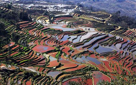 yuanyang rice terraces yuanyang rice terraces china canuckabroad places