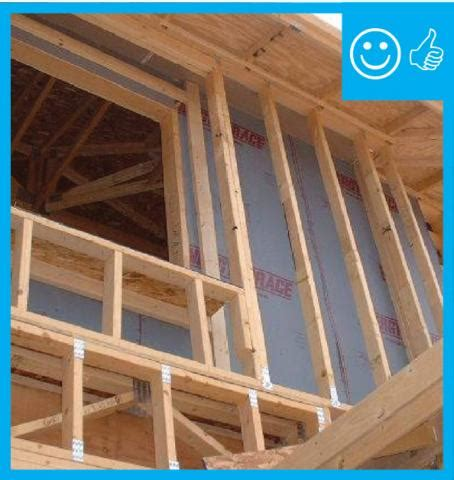 DoubleStud Wall Framing  Building America Solution Center