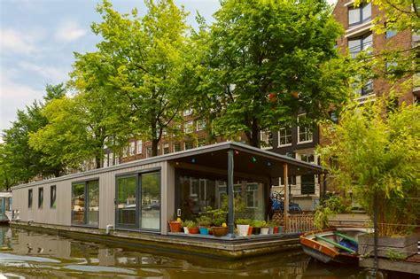 Urlaub Haus Mieten Amsterdam ein hausboot in mieten ferienhaus