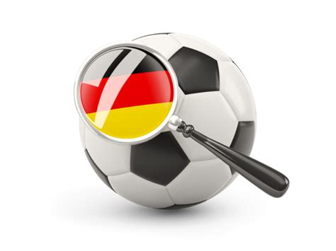 Download football germany flag images and photos. Football with magnified flag. Illustration of flag of Germany