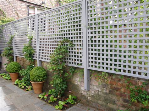 lattice fence with vines cute picture of garden design and decoration using white wood lattice garden fence including