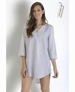 liquette chemise de nuit massana boutique valeria With robe de chambre femme massana