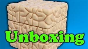 Brain Cube Unboxing