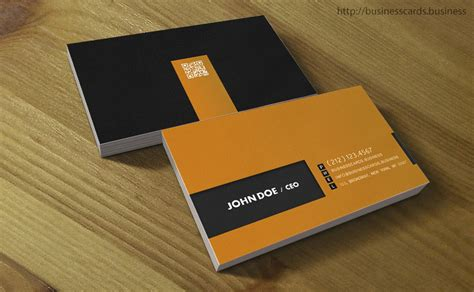 high  business card template business cards templates