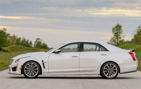 2017 Cadillac Cts-v Price, Specs, Performance, Engine