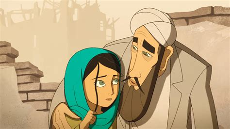 the breadwinner is a striking and affecting animated film set in modern kabul la times