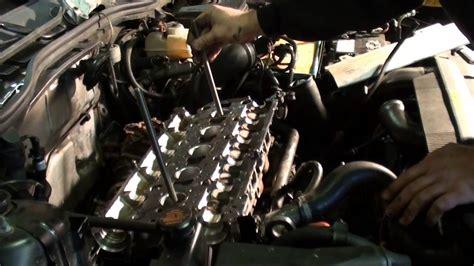 part  continued volvo   cylinder head installation