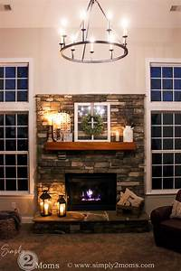 Fireplace, Decorating, Ideas, To, Take, You, From, Winter, Through, Spring