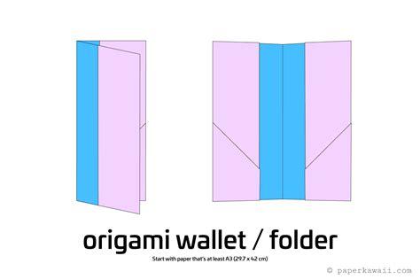 fold  easy origami wallet