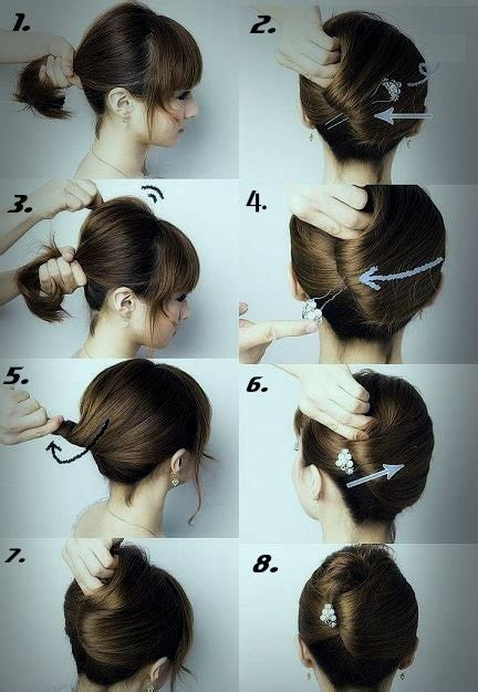 latest long hair step by step hairstyles for girls