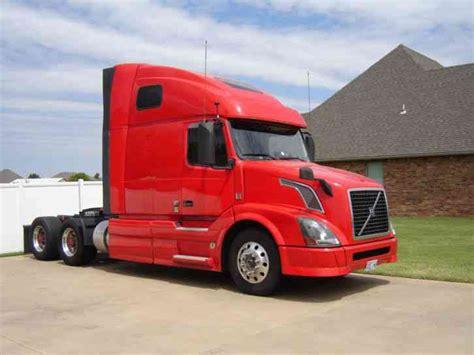2012 volvo truck price volvo vnl 670 2012 sleeper semi trucks