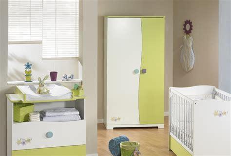 chambre verte et blanche chambre bebe design blanche et verte photo 2 10 beau