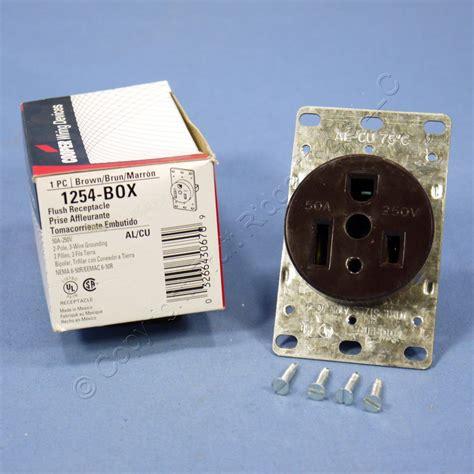 cooper receptacle outlet oven welder kiln air conditioner