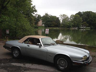 amazing used jaguar buy used 1992 jaguar xjs convertible 48k low clean