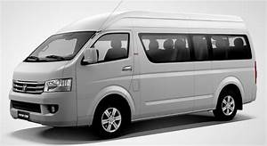 Foton View Traveller  15-seater