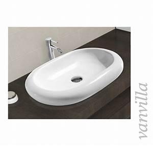 Küche Waschbecken Keramik : design keramik aufsatzwaschbecken waschbecken waschtisch ~ Lizthompson.info Haus und Dekorationen