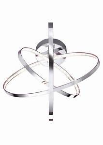 Trio Leuchten : trio leuchten led deckenleuchte led deckenlampe in moderner formgebung online kaufen otto ~ Watch28wear.com Haus und Dekorationen