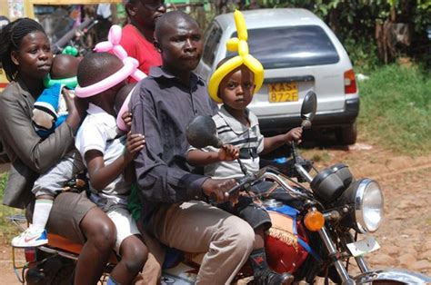 10 Crazy Things Kenyan Do On Motorbikes