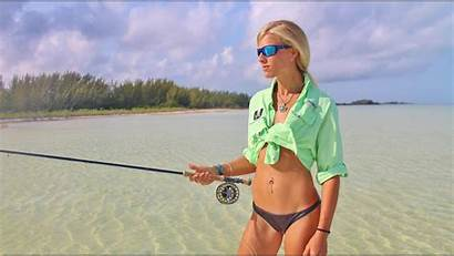 Fishing Fly Bonefish Rod Cast Smith Prescott