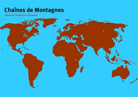 Carte Interactive Des Montagnes De by Carte Interactive Du Monde Cha 238 Nes De Montagnes Du Monde
