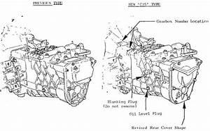 Service Manual  2003 Lotus Esprit Transmission Diagram For