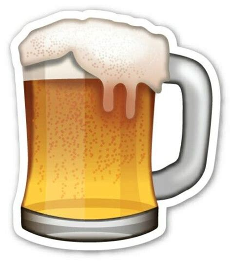 beer emoji pin by suzanne nijmeijer on whatsapp emoji