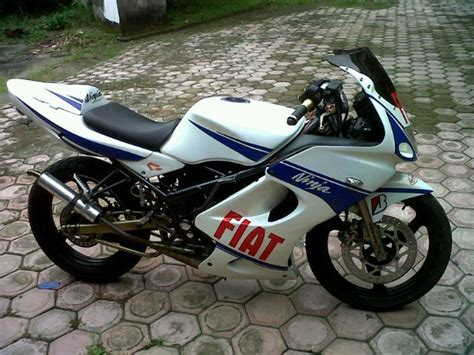 Modification Rr 2013 by Gallery Motor Sport Modifikasi Rr Warna Putih