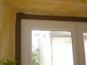 probleme pose de fenetres pvc ciment fissure pattes de With menuiserie pvc renovation