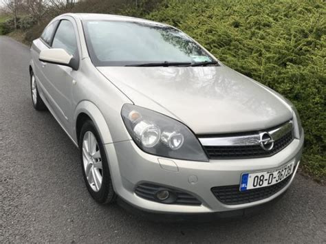 Opel Astra 2008 by Used Opel Astra 2008 Petrol 1 4 Yellow For Sale In Dublin
