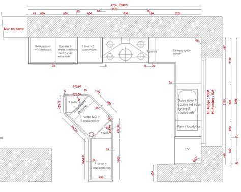 plan cuisine sur mesure jp henry etude et fabrication d 39 ameublement