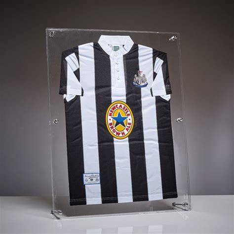 factory price premium quality clear acrylic jersey display