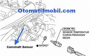 Posisi Sensor Suhu Mesin Vios Yaris Limo  U2013 Otomotif Mobil