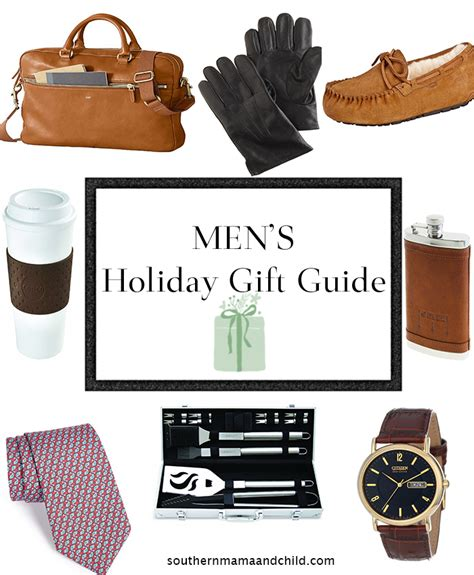 men s holiday gift guide southern mama guide