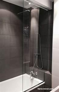 Pare Baignoire Miroir Maison Design