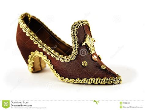 Princess Shoe Royalty Free Stock Images