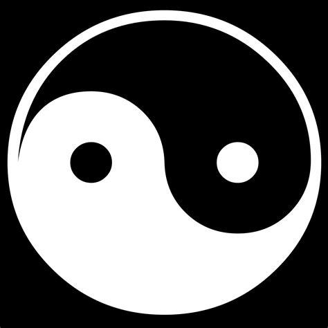 yin  symbol  stock photo public domain pictures