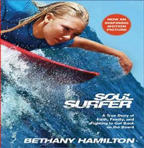 Soul Surfer (4 Disc Audio Book) CD at Christian Cinema.com