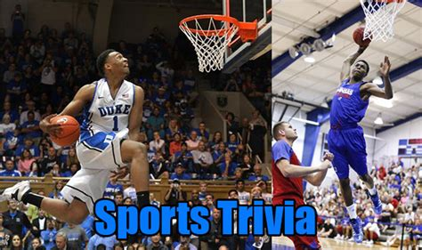 college basketball trivia questions bacon sports